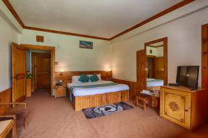 Solang Ski Resort Rooms